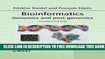 Collection Book Bioinformatics: Genomics and Post-Genomics