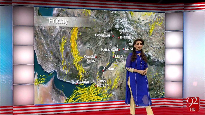 Weather Updates - 26-08-2016 - 92NewsHD