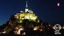 L'habitant secret de l'abbaye du Mont-Saint-Michel