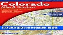 [PDF] Colorado Atlas and Gazetteer Full Online