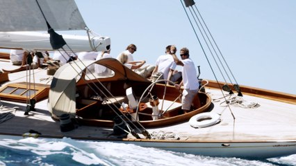VIDEO. Etape 3 de la Corsica Classic Ajaccio-Cala d'Orzu