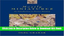 [Best] Mostly Miniatures: An Introduction to Persian Painting Free Books
