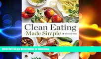 READ  Clean Eating Made Simple: A Healthy Cookbook with Delicious Whole-Food Recipes for Eating