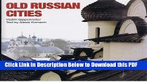 [Read] Old Russian Cities Ebook Free
