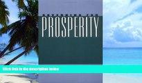 Big Deals  Governing for Prosperity  Best Seller Books Best Seller