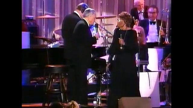 FRANK SINATRA & ELLA FITZGERALD – The Lady Is A Tramp (1990, HD)