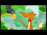 Le Corbeau et le Renard - Les Fables de La Fontaine