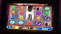 Michael Jackson slot machine bad free games bonus max bet EPIC FAIL AGAIN!!