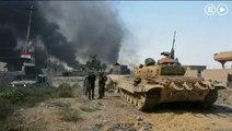 Irak expulsa a ISIS