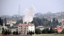 Suriye Sınırında Büyük Patlama! Yürekler Ağza Geldi