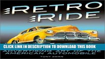 Collection Book Retro Ride: Advertising Art of the American Automobile