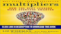 Collection Book Multipliers: How the Best Leaders Make Everyone Smarter