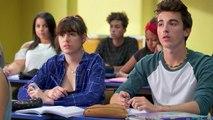 Indiscrétion : Un nouveau au lycée Scotto