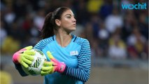 Hope Solo Was Rude, But Was It Worse Than What Ryan Lochte Did?