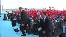 1-Cumhurbaşkanı Erdoğan Yavuz Sultan Selim Köprüsü'nün Açılışında Konuştu