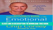 New Book Emotional Equations: Simple Truths for Creating Happiness + Success