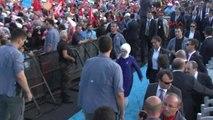 5-Cumhurbaşkanı Erdoğan Yavuz Sultan Selim Köprüsü'nün Açılışında Konuştu