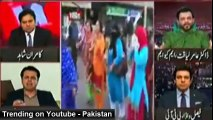 Aamir Liaquat Hussain Still Defending Altaf Hussain After His Hate Speech