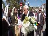 Ο Πρόεδρος της Ελληνικής Δημοκρατίας, Πρ.Παυλόπουλος στην Λίμνη Ευβοίας