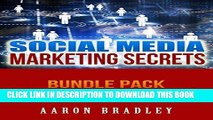 New Book Social Media Marketing Secrets: Facebook Marketing Strategies And Twitter Marketing For