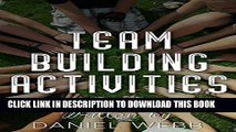 New Book Team Building Activities - Create A Winning Team With Activities ( Team Building