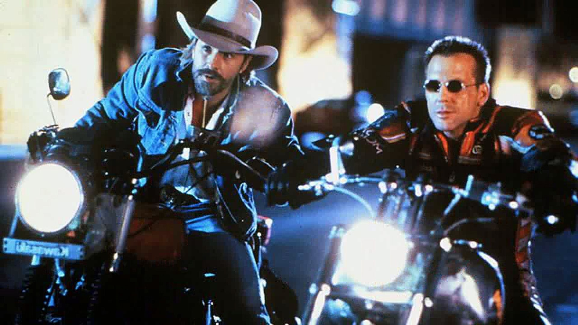 Harley Davidson And The Marlboro Man Video Dailymotion