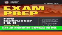 Collection Book Exam Prep: Fire Instructor I     II (Exam Prep: Fire Instructor 1   2)