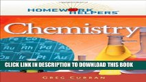 New Book Homework Helpers: Chemistry (Homework Helpers (Career Press))
