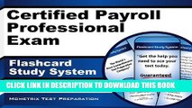 New Book Certified Payroll Professional Exam Flashcard Study System: CPP Test Practice Questions
