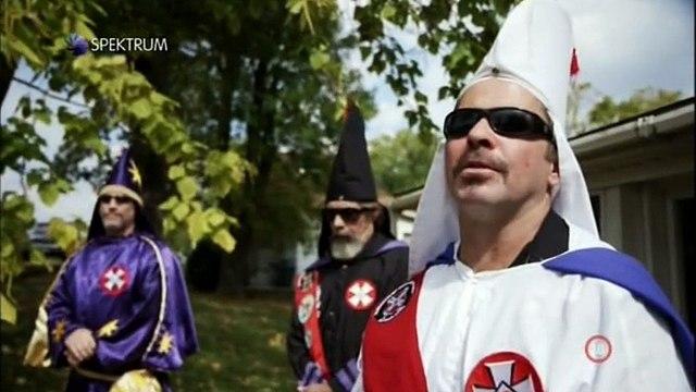 Klu-Klux-Klan -dokument (www.Dokumenty.TV) cz / sk