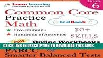 New Book Common Core Practice - Grade 6 Math: Workbooks to Prepare for the PARCC or Smarter