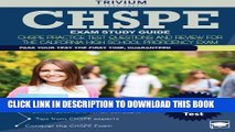 New Book CHSPE Exam Study Guide: CHSPE Practice Test Questions and Review for the California High
