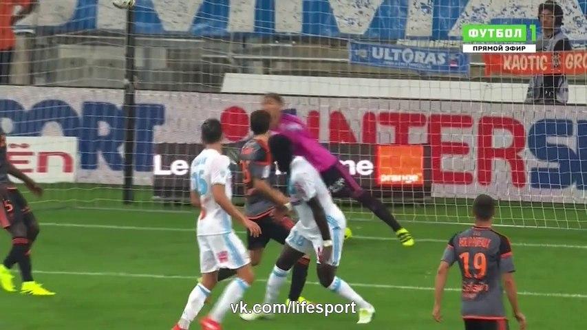 Marseille vs Lorient (2-0) Full Highlights 26/08/2016 ~ Ligue 1 [HD]