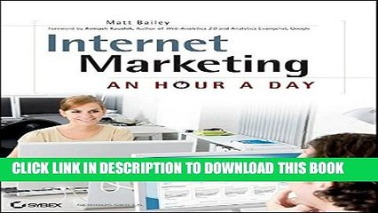Collection Book Internet Marketing: An Hour a Day