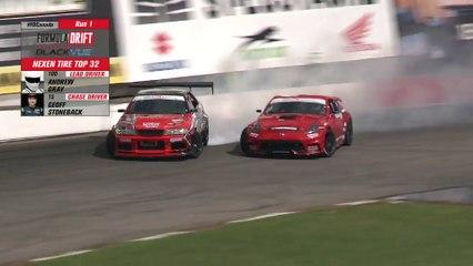 Formula DRIFT Montreal Wrecks