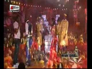 Soumboulou reprend la chanson « Champion » de Viviane Ndour Avec JOJO au Grand théâtre
