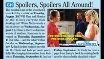 8-29-16 SID GH SPOILERS Alexis Lulu Dante Dillon Kiki Morgan Robert General Hospital Preview Promo