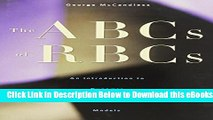 [Reads] The ABCs of RBCs: An Introduction to Dynamic Macroeconomic Models Free Books