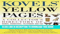 [PDF] Kovels  Yellow Pages: A Directory of Names, Addresses, Telephone and Fax Numbers, and Email