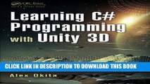 [PDF] Learning C# Programming with Unity 3D Popular Collection