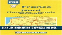 [PDF] Michelin Nord (Flandres/Artois/Picardie), France Map No. 236 Popular Colection