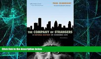 Big Deals  The Company of Strangers: A Natural History of Economic Life  Best Seller Books Most