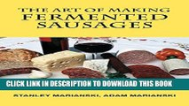 Collection Book The Art of Making Fermented Sausages