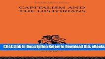 [Reads] Capitalism and the Historians Online Books