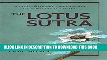[PDF] The Lotus Sutra: A Contemporary Translation of a Buddhist Classic [Online Books]
