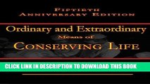 [PDF] Ordinary and Extraordinary Means: Fiftieth Anniversary Issue Popular Online