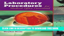 [PDF] Laboratory Procedures for Medical Office Personnel Popular Colection