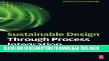 New Book Sustainable Design Through Process Integration: Fundamentals and Applications to