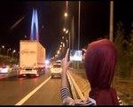 Yavuz Sultan Selim Köprüsü'nden Geçişler Başladı