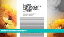 Must Have  Market Response Models: Econometric and Time Series Analysis (International Series in